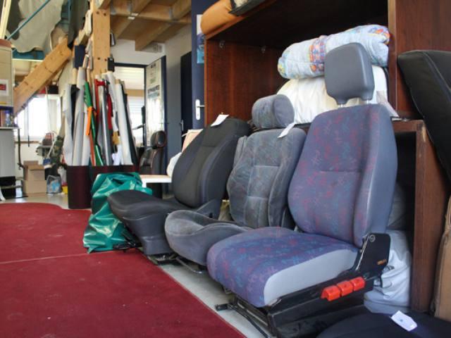 réparations sièges automobiles 85