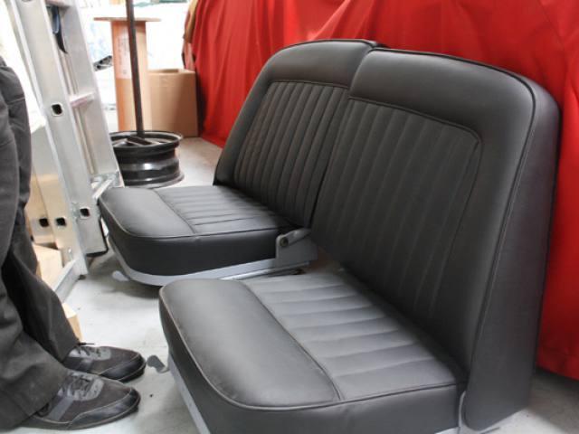 réparations sièges automobiles Niort