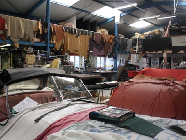 réparations sièges automobiles 79