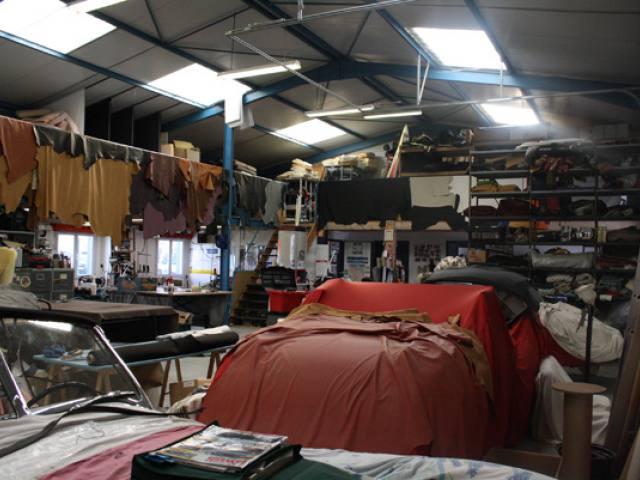 réparations sièges automobiles Poitiers