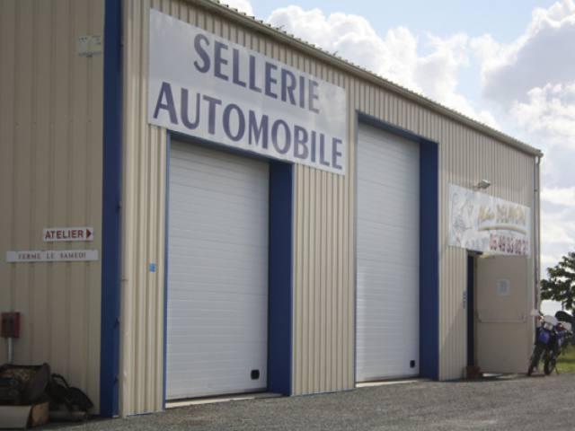 réparations sièges automobiles Angoulême