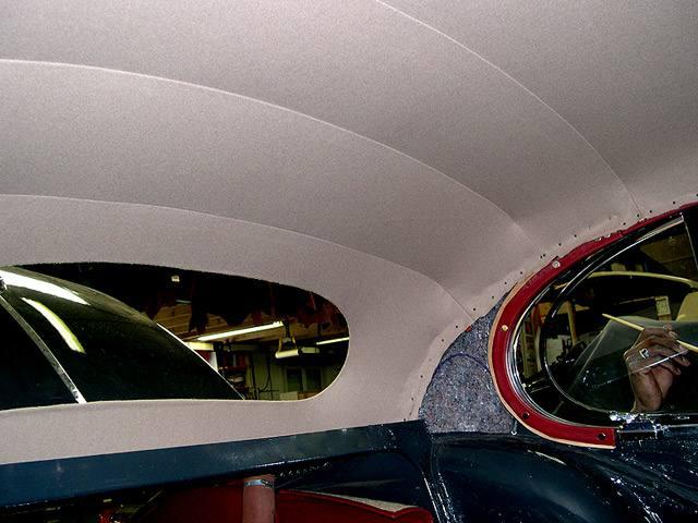 Jaguar-xk-140 pendant