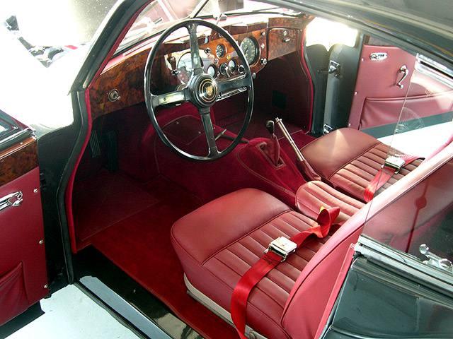 Jaguar-xk-140 après
